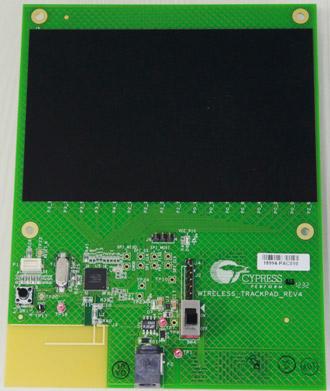 Cypress объединяет в микросхеме PRoC-UI беспроводной интерфейс и емкостной ввод