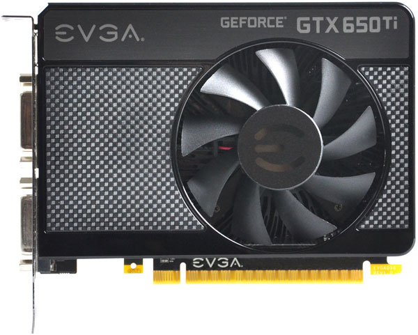 EVGA выпускает четыре варианта 3D-карты GeForce GTX 650 Ti, два из которых разогнаны на фабрике
