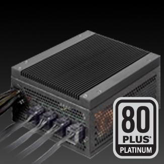 Блок питания Super Flower SF-500P14FG имеет пассивное охлаждение