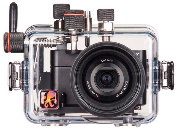 Новый подводный бокс Ikelite предназначен для компактной камеры Sony Cyber-shot RX100
