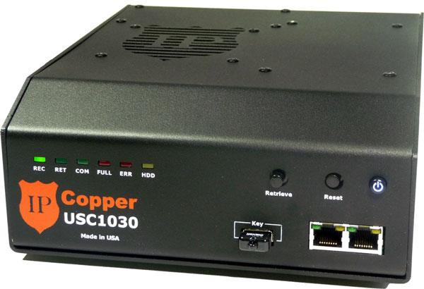 IPCopper USC2030 не требует настройки работает в автоматическом режиме