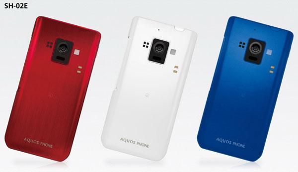 Разрешение экрана Sharp Aquos Phone Zeta SH-02E равно 1280 x 720 пикселей