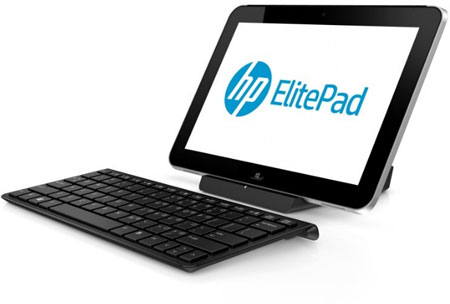 ����� �������� ����������� � �������� HP ElitePad 900: ��������� Intel Clover Trail ������������ �� 10 ����� ������������