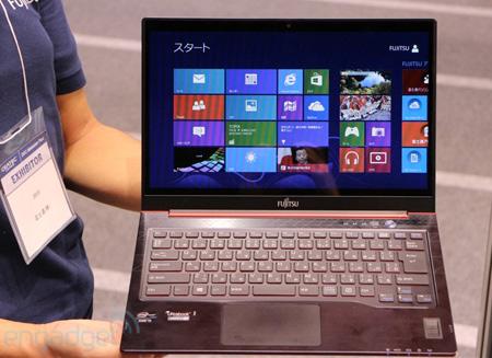 Fujitsu LifeBook UH75