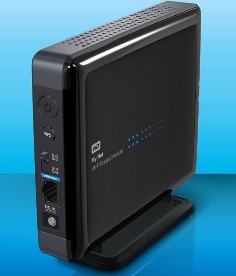 � WD Wi-Fi Range Extender ������������ ������ ������ MIMO 3 x 3
