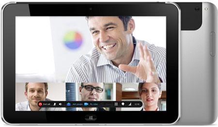 Анонсирован планшет HP ElitePad 900