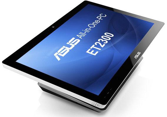 ASUS оснащает моноблочный ПК ET2300 интерфейсом Thunderbolt