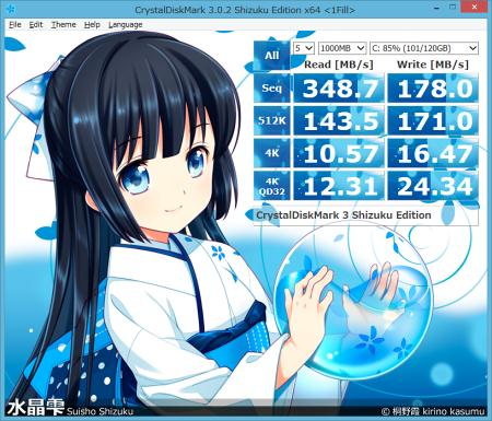 Crystal disk mark v.3.0.2 x64 скачать