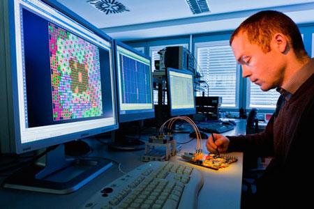 По мнению немецких специалистов, у инфракрасного интерфейса есть будущее