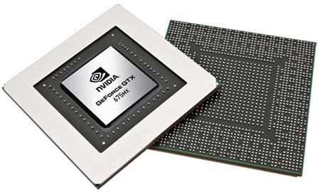 NVIDIA GeForce GTX 675MX