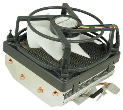 Компания GELID обновила процессорный охладитель Silent Spirit