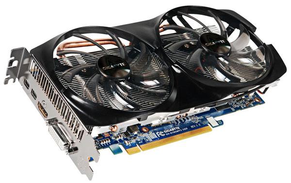 Gigabyte выпускает второй вариант Radeon HD 7850 с 1 ГБ памяти