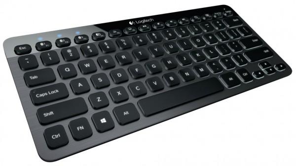 Клавиатура Logitech Bluetooth Illuminated Keyboard K810