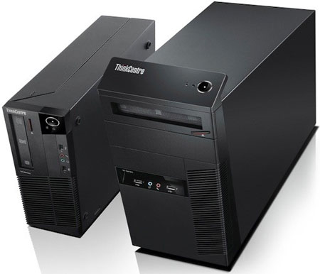 Поставки настольных ПК Lenovo ThinkCentre M78 начинаются в этом месяце