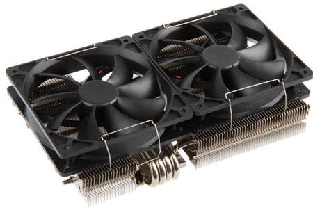 Начались продажи охладителя для GPU Prolimatech MK-26