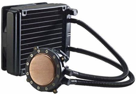 СВО Cooler Master Seidon 120M совместима со всеми современными процессорами AMD и Intel