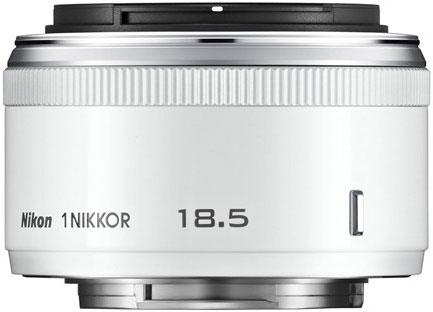 Цена объектива 1 NIKKOR 18.5mm f/1.8 примерно равна $190
