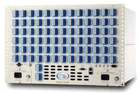 Суммарная пропускная способность оптического коммутатора CALIENT S320 равна 32 Тбит/с.