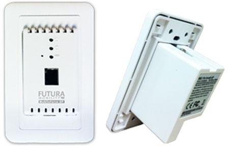 Futura Mobility предлагает встраивать беспроводные точки доступа в стены