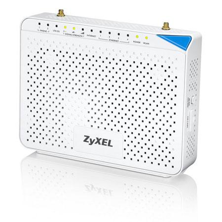 ZyXEL выпускает стационарные шлюзы LTE LTE512x