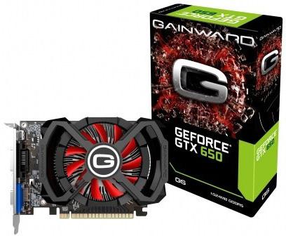 Gainward GeForce GTX 650 1GB