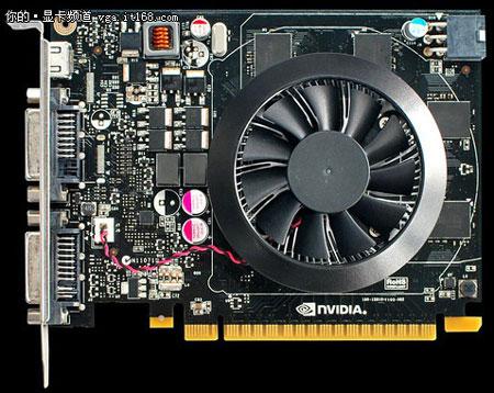 Появилось первое фото 3D-карты NVIDIA GeForce GTX 650