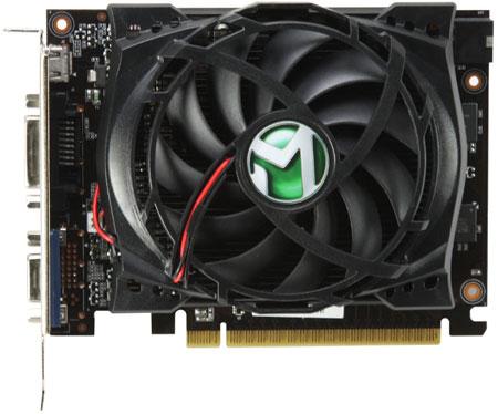 3D-����� Maxsun MS-GTX650 � ������� GeForce GTX 650 � ��������, �� ������� �����������