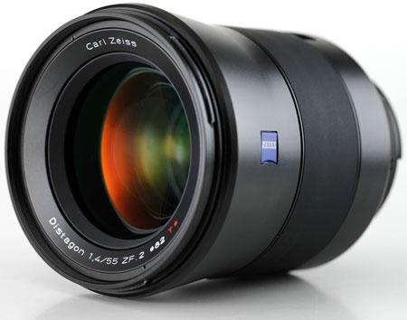 Carl Zeiss привезет на Photokina прототип первой модели нового семейства объективов для полнокадровых зеркальных камер