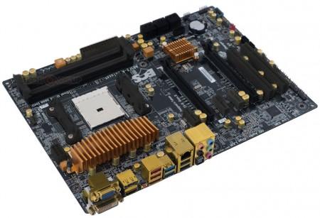 Системная плата ECS A85F2-A Golden