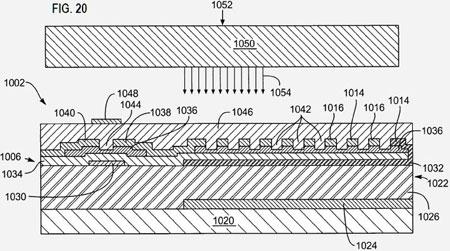 Apple приобрела патент на технологию, позволяющую наделить дисплей свойствами сканера