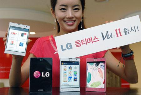 �������� LG Optimus Vu II