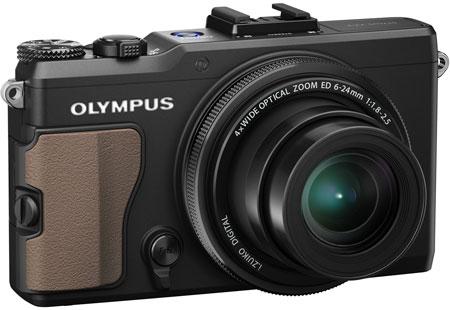 Компактная камера Olympus STYLUS XZ-2 оценена в $600