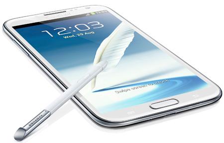 Samsung Galaxy Note II пророчат продажи на уровне 20 миллионов штук