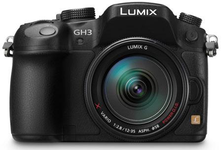 ����������� ������������� �������� ����������� Panasonic LUMIX DMC-GH3