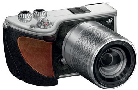 Hasselblad планирует выпустить беззеркальную камеру Lunar
