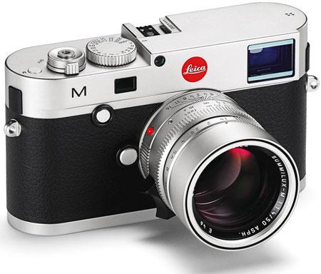 Leica M — первая дальномерная камера Leica с Live View и функцией видеосъемки