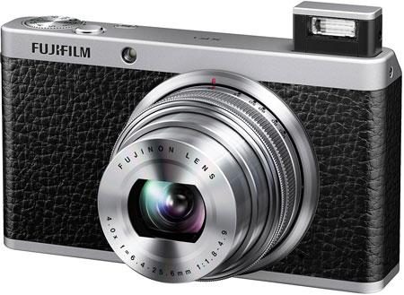 Представлена компактная камера FUJIFILM XF1