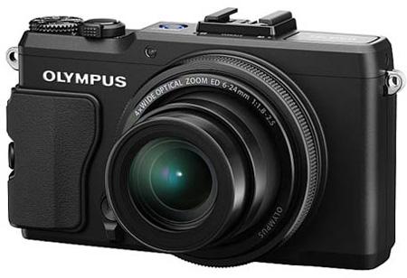 Появились изображения камеры Olympus XZ-2 и ее предварительные спецификации