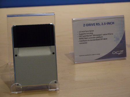 IDF 2012, ��������: Intel Experience Station, ������� OCZ � DisplayLink