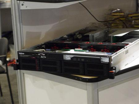 IDF 2012, ��������: ����� ������ � ���� �������� IdeaCentre A720 � ��� ���� ������� Lenovo