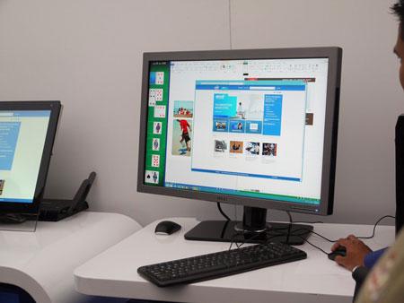 IDF 2012, день второй: Advanced Technologies Zone, как использовать Windows 8 на обычных ПК