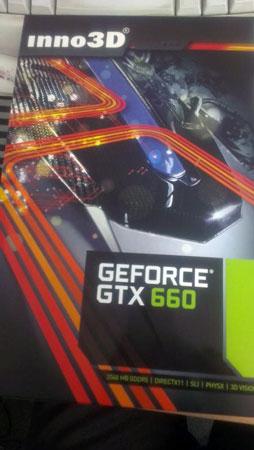 Inno3D GeForce GTX 660 с кулером HerculeZ2000XE