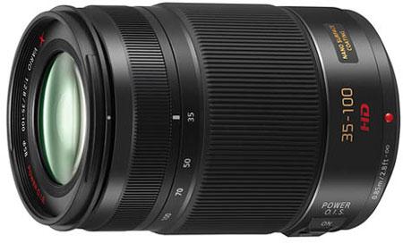 Появились первые изображения камеры Panasonic GH3 и объектива LumixG X 35-100mm f/2.8