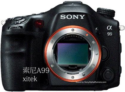 Фото дня: полнокадровая камера Sony SLT-A99