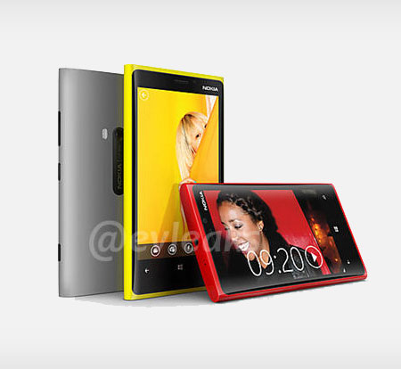 ��������� ��������� Nokia Lumia 920 �� ����� ��������� � �������-������