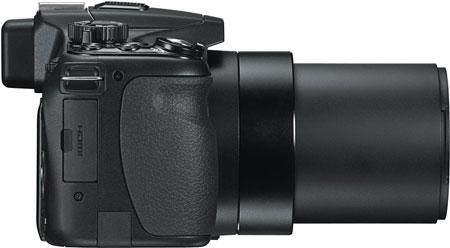Камера Leica V-Lux 4 - именитый близнец модели Panasonic Lumix FZ200