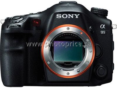 новые фотографии полнокадровой камеры Sony SLT-A99