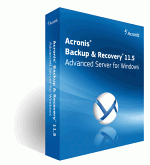 Acronis Backup & Recovery Box-art