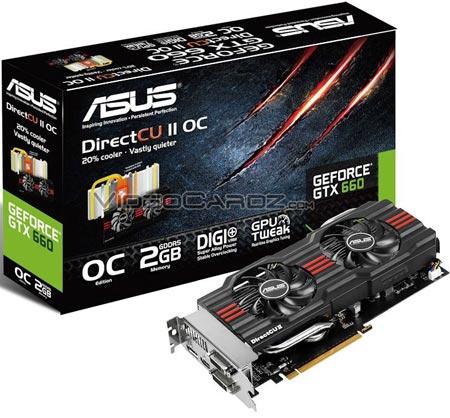 � ����� ASUS GeForce GTX 660 ������ ��� ������