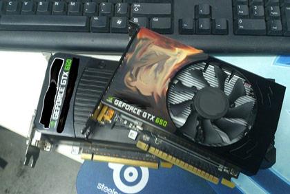 GeForce GTX 660 и GTX 650